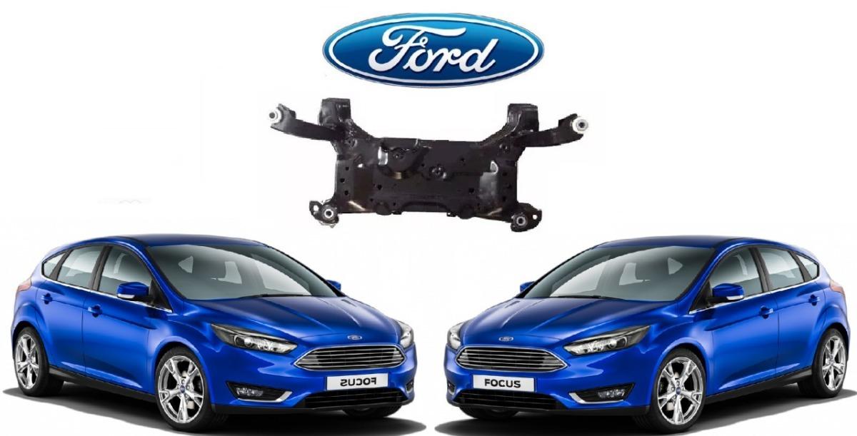 Quadro Agregado Suspencao Ford Focus 2018 Original