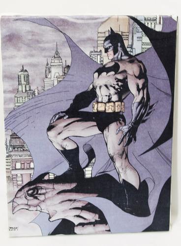quadro batman impressão em canvas