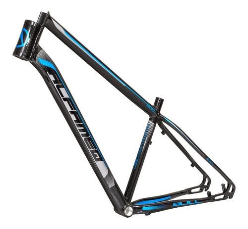 quadro bicicleta aro 29 alfameq bull freio disco