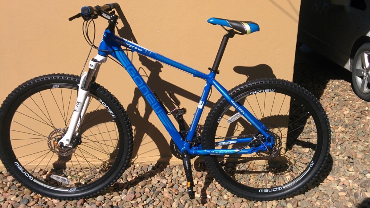 a0905fbc1 quadro bicicleta gonew 7.3 aro 29- r  265 c  frete gratis. Carregando zoom.