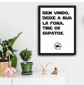 054f71ea57 Quadro Com Moldura 30x40cm no Mercado Livre Brasil