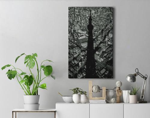 quadro canvas fotografia original tóquio japão cidade