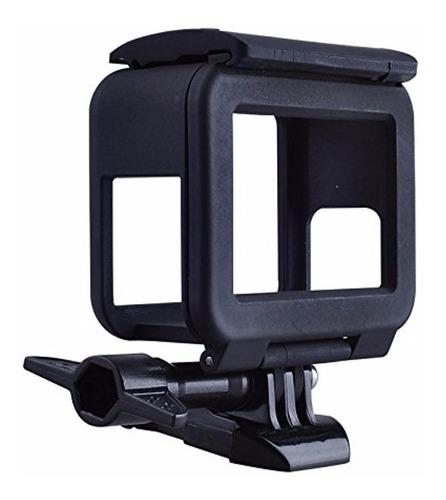 quadro case armação moldura frame para hero 5 6 7 black