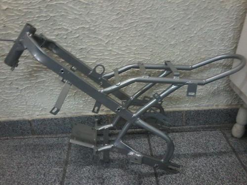 quadro ( chassi ) mini moto speed 49cc r6