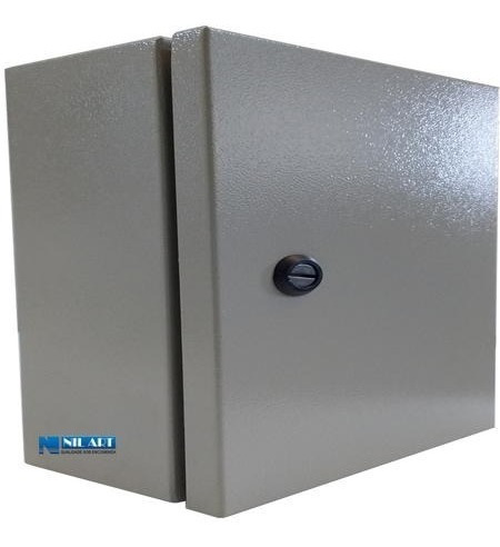 quadro comando 200x200x150 montagem painel elétrico 20x20x15