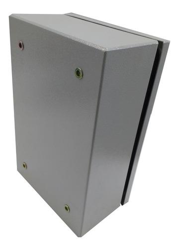 quadro comando 400x400x200 montagem painel elétrico 40x40x20