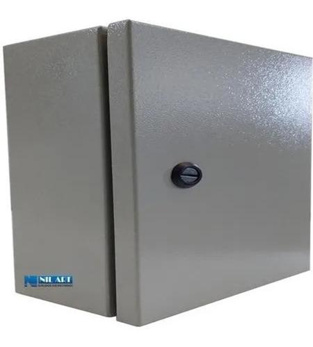 quadro comando 500x500x250 montagem painel elétrico 50x50x25