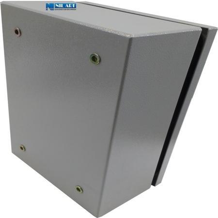 quadro comando elétrico para montagem 400x400x200 mm