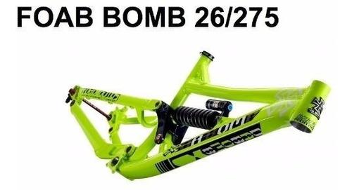 quadro dabomb (foab bomb) downhill