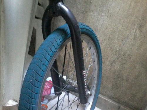 quadro de  bmx para bike aro 20 + mesinha guidão j e vibrake