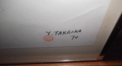 quadro de takaoka .