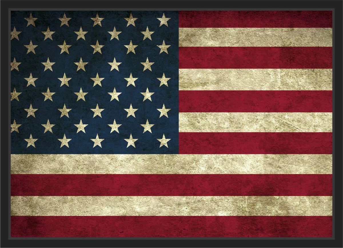 Aparador Tagalog ~ Quadro Decorativo Bandeira Dos Estados Unidos Eua R$ 238,00 em Mercado Livre