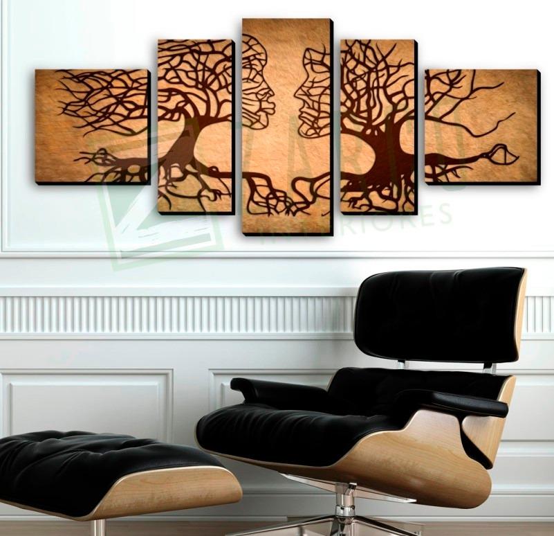 5614788ff quadro decorativo de parede faces opostas m 5 peças zarco. Carregando zoom.