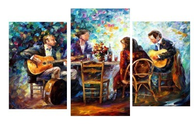 Quadro decorativo estilo aquarela moderno sala quarto fg r$ 99 90