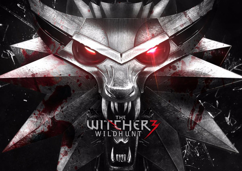 quadro decorativo gamer the witcher 3 wild hunt