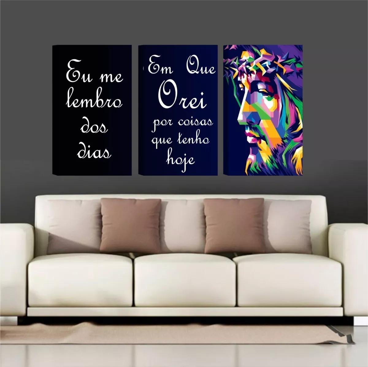 732a0daa1 quadro decorativo gratidão a deus jesus tela canvas lindo. Carregando zoom.