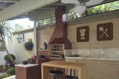 quadro decorativo madeira escultura chapéu cozinheiro - 85cm