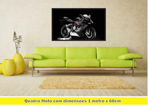 quadro decorativo moto automobilismo motos moto gp decoração