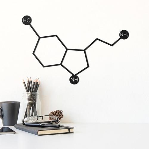 quadro decorativo parede diversos elementos químicos 30cm