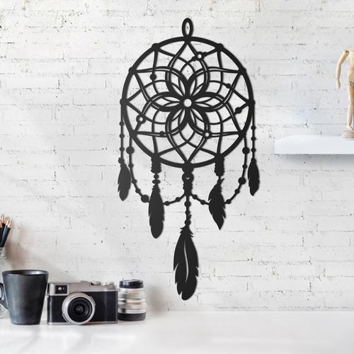 quadro decorativo parede esotérico filtro dos sonhos 03 30cm