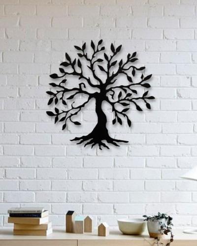 quadro decorativo parede natureza árvore 90cm