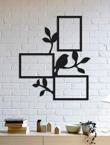 quadro decorativo parede porta retrato 10 30cm