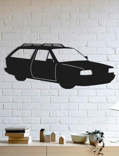quadro decorativo parede veículos parati quadrada 90cm