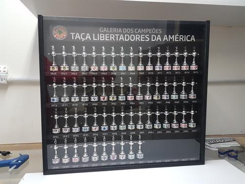 quadro dos campeões da libertadores