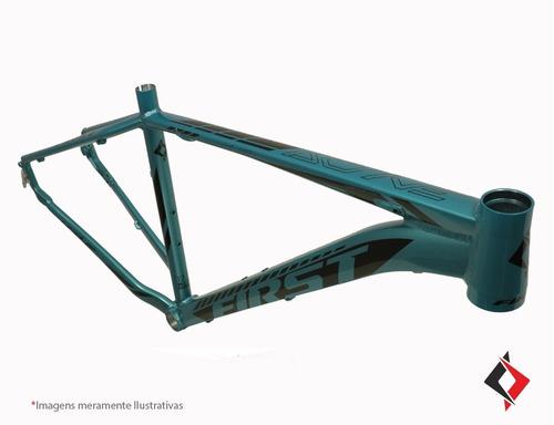 quadro first active tapared bike 29 cab interno mtb + brinde