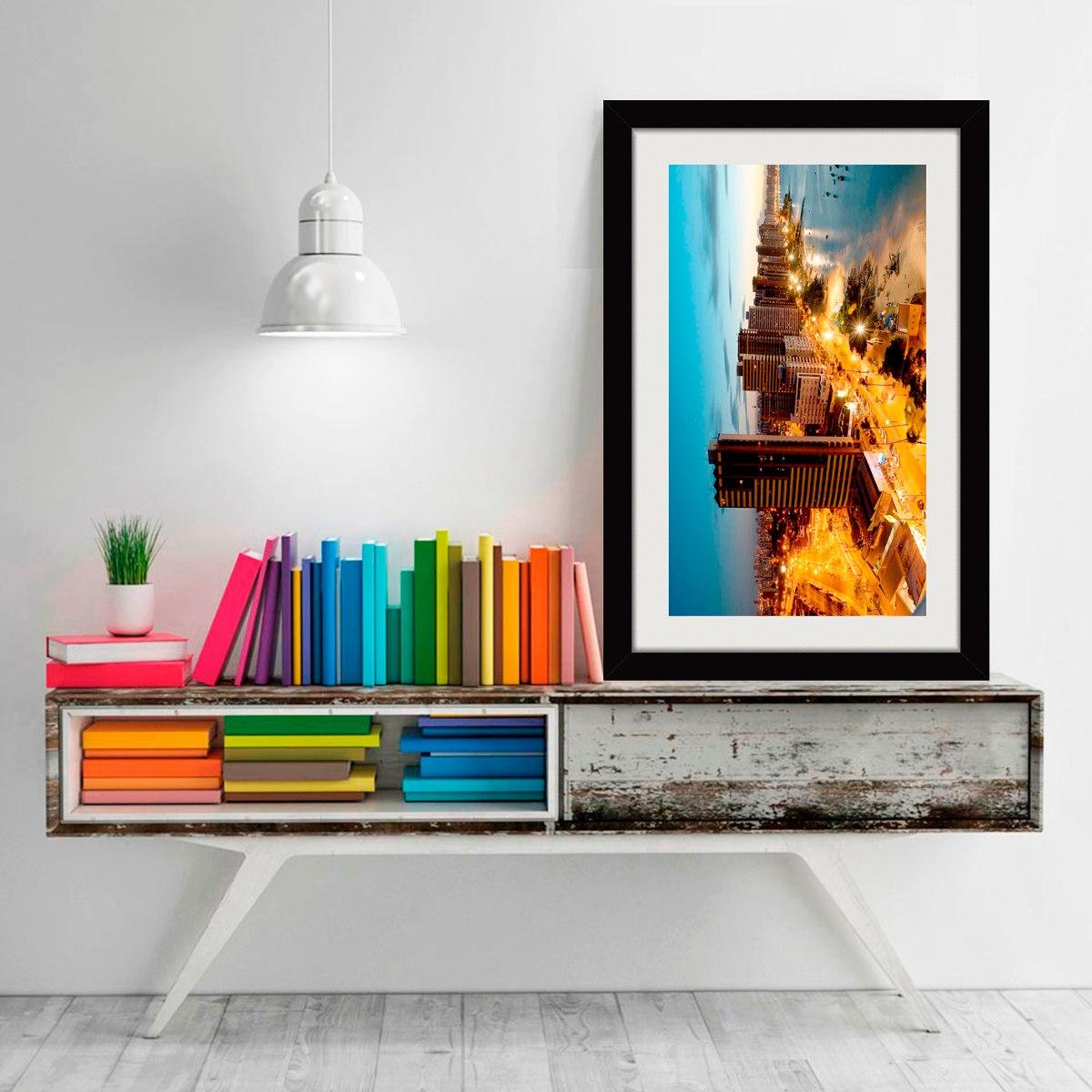 Quadro Fortaleza Ceara 68x48cm Cidades Arte Decoracao Sala R 225  -> Decoracao Sala De Artes