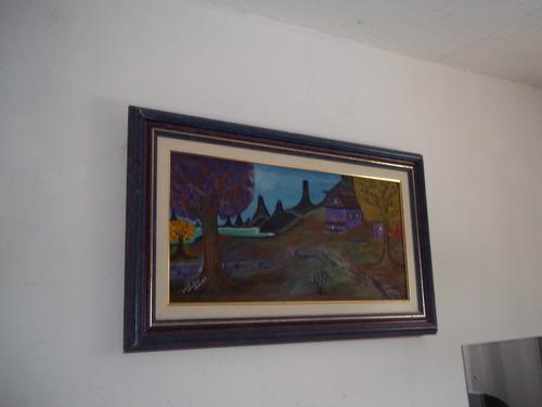 quadro frete pintura