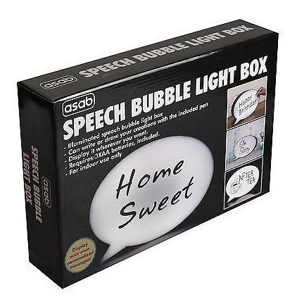 quadro led light box painel cinema a4 lousa escrever recado