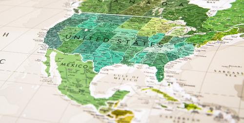 quadro mapa de raspadinha com todas cidades e estados