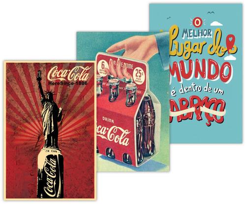 quadro mdf frases decorativas retrô vintage bar corte laser