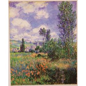 Quadro Monet - Vista De Vetheuil