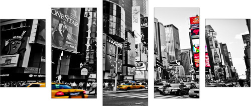 quadro new york ny cidades famosas quarto sala em canvas