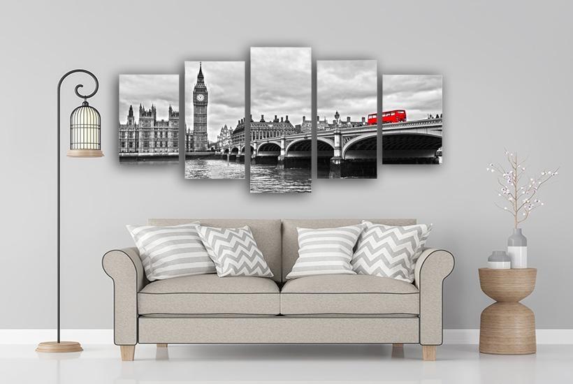 3b1d045b8 quadro para sala de estar moderno grande - novidade. Carregando zoom.