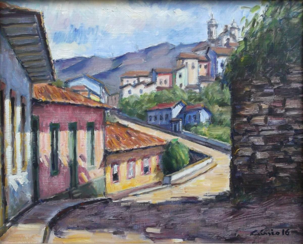 Pintura Sobre Jack Preto