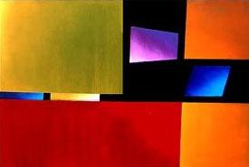 quadro pintura tela abstrato 60x90 cm