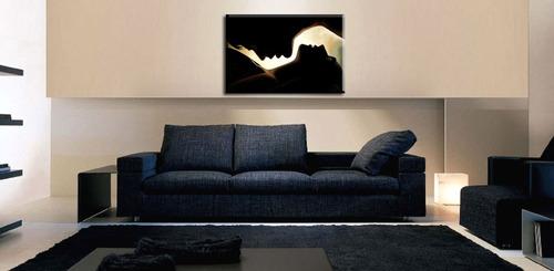 quadro pintura tela casal 60x90 cm