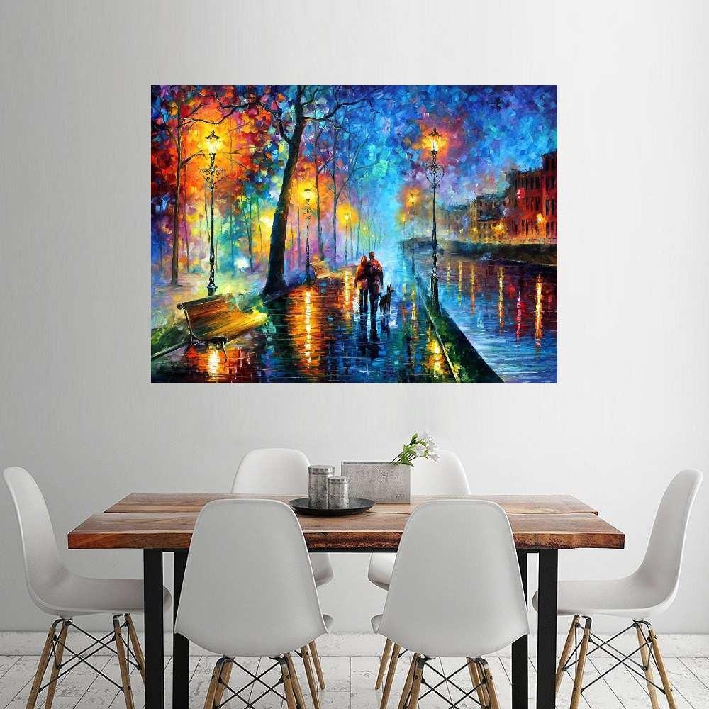 1fb35da46 quadro pintura tela cidade paisagem urbana cod 4016. Carregando zoom.