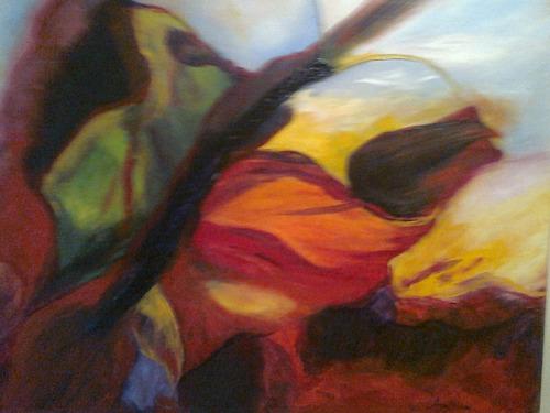 quadro     téla   acrilica   s   téla  pintada  amão