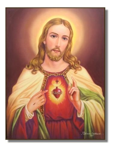 quadro  tela santa ceia clássica  120x60