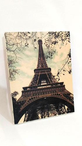 quadro torre eiffel impresso em tela