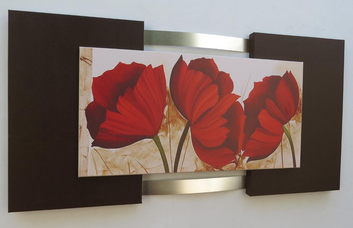 Quadros Abstratos Flores Salas Quartos Escrit Rios Promo O R 289  -> Quadro Abstrato Pra Sala Barato