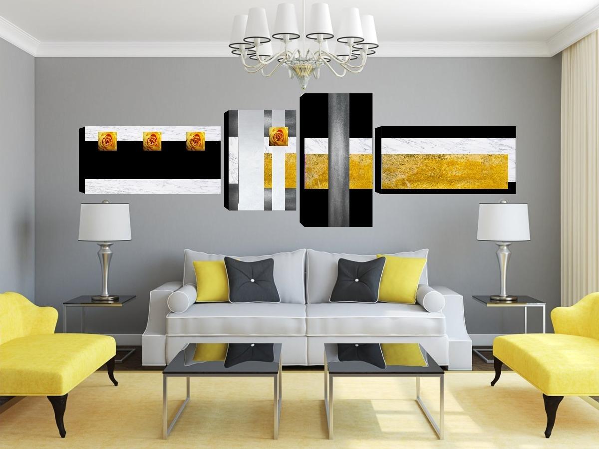 Quadros Abstratos Grande 189cm Lindo Decorativo Sala Chegada R  -> Quadro Abstrato Pra Sala Barato