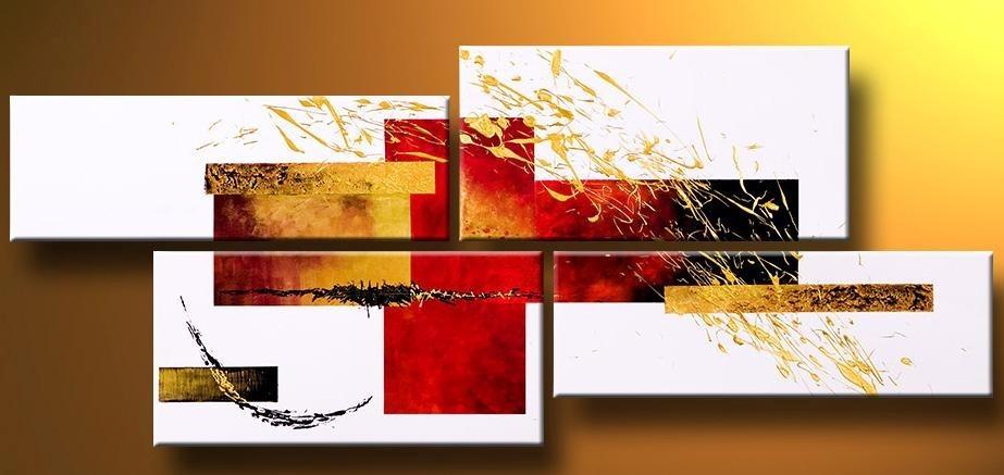Quadros de arte abstrata