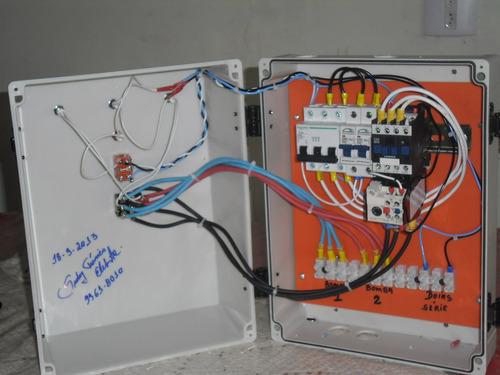 quadros de comandos eletricos