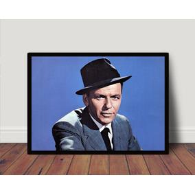 fe20fdf33bdb1 Quadro Frank Sinatra no Mercado Livre Brasil