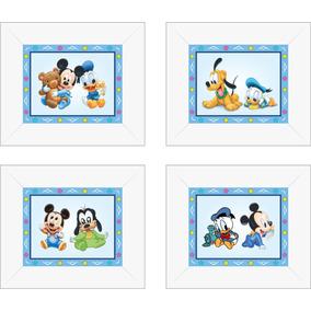 db030842b Chupetas Bebe Do Mickey - Quadros Decorativos no Mercado Livre Brasil